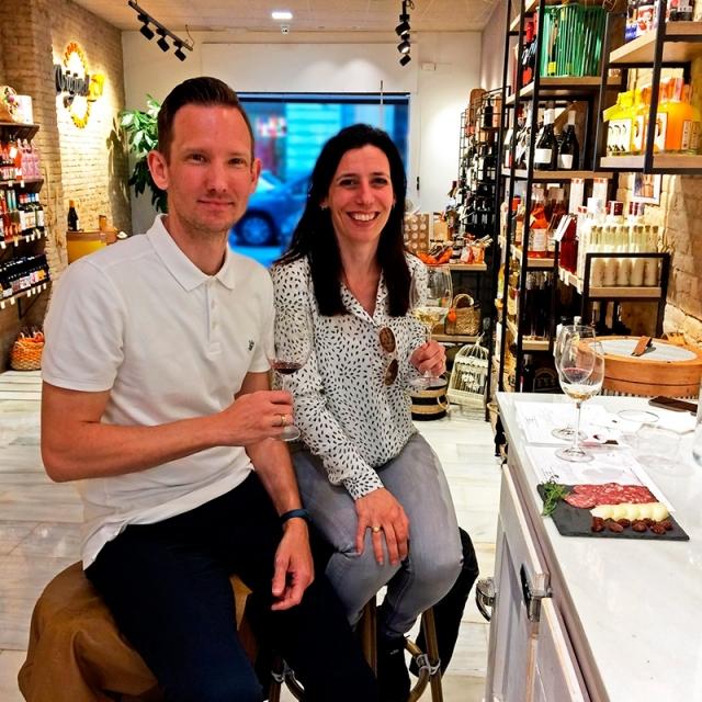 Tour de vinos y tapas por Valencia!