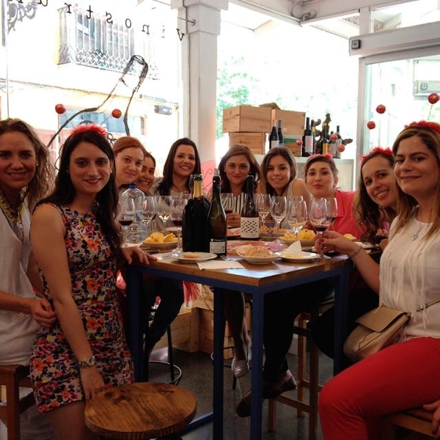 Cata de Vinos Valencianos