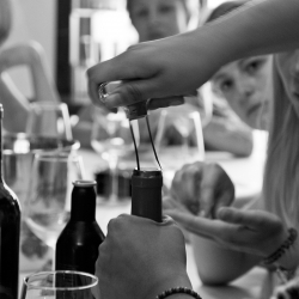 Probe Valencianischer Weine